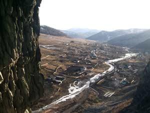 Село Демино. Фото В. Прокопьева