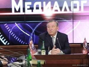 Медиалог. Александр Карлин