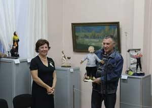 выставка, посвященная 85-летию со дня рождения В.М. Шукшина