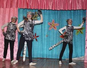муниципальный детский экологический фестиваль «Земля снежного барса»