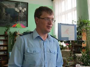 Вячеслав Красилов, Горно-Алтайский межрайонный природоохранный прокурор