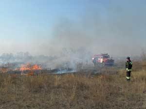 эколого-туристическое объединение «Ковылек» участвует в межрегиональном конкурсе «Когда горит трава»
