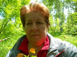 Учитель младших классов барнаульской гимназии № 69 Людмила Лобанова