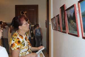 фотовыставка «Алтай заповедный»