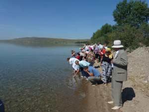 заповедный участок «Озеро Иткуль»