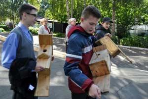 благотворительная экологическая акция «Украсим добротой Барнаул»