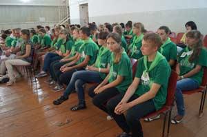 13 августа участники экспедиции «Начни с дома своего» прибыли в Поспелиху