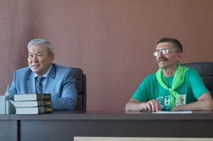 Амагельды Токтаров считает, что дети России и Казахстана должны больше общаться
