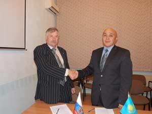 второе заседание смешанной российско-казахстанской комиссии по реализации Соглашения о создании трансграничного резервата «Алтай»