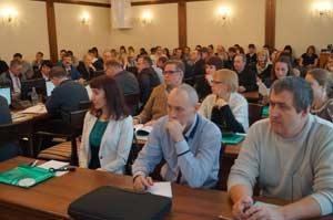 Научно-практическая конференция «Использование потенциала особо охраняемых природных территорий для развития экотуризма»
