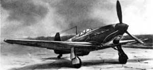 Самолёт Як-1