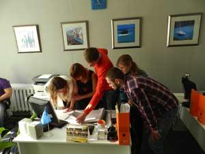 Практические занятия в турфирме «Плот-Интрэвел»
