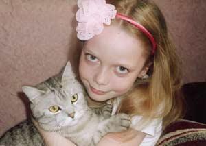 Кристина Бушуева, гимназия № 27, руководитель Т.И. Терёшкина.