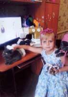 Анастасия Быкова, лицей № 73, руководитель О.А. Велькер.