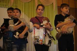 Победители конкурса с наградами