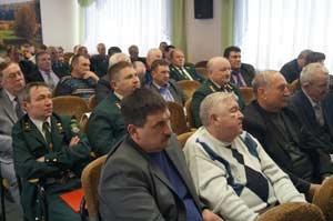 На расширенном совещании управления лесами Главного управления природных ресурсов и экологии Алтайского края