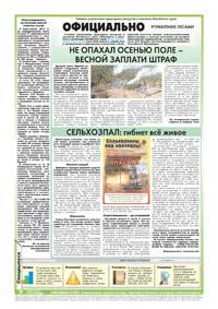 26 страница. Официально. Управление лесами