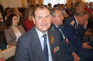 Сергей Завалихин из Российского союза ветеранов Афганистана