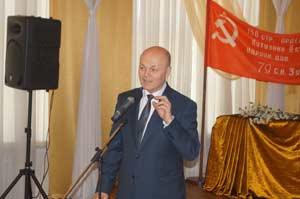 Член Совета Федерации Михаил Щетинин