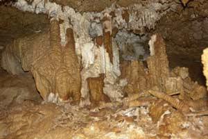 В Музейной пещере. Фото А. Макивского