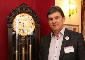 Директор музея Игорь Коротков