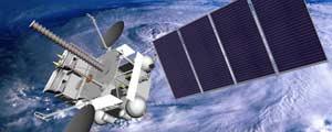 спутник (к новости об отслеживании болезней леса из космоса)