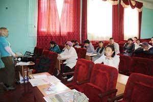 Семинар-встреча в администрации Улаганского района