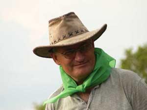 Год 2008-й. Анатолий Муравлёв – участник экспедиции «Начни с дома своего» в Китае