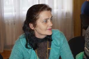 Татьяна Карпович