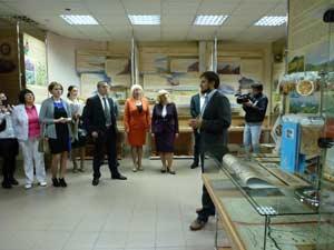 обсуждение вопросов развития туризма в Республике Хакасия