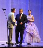 Алтайского учёного наградили в Кремле