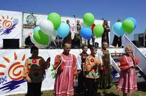 фестиваль «На Завьяловских озёрах!»