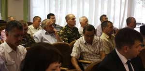 совещание Краевого государственного бюджетного учреждения «Алтайприрода»