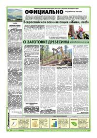 38 страница. Официально. Управление лесами