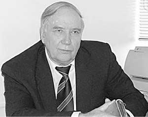 Борис Николаевич Лузгин