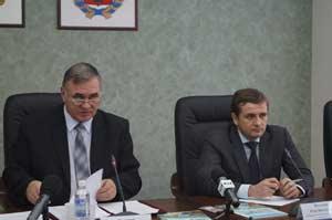 Александр Лукьянов и Илья Шестаков