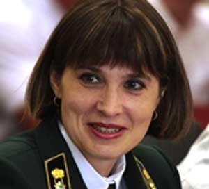 Ольга Николаевна Ворошина