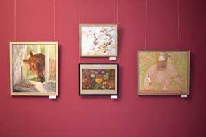 Выставка из фондов музея «Гуляют здесь животные невиданной красы»