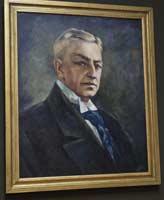 Портрет И.А. Бунина (художник Е.И. Буковецкий)