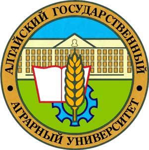 Эмблема АГАУ