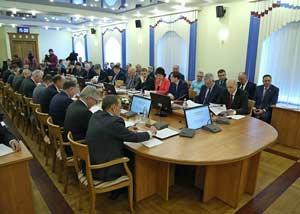Заседание Совета администрации края