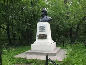 Могила Григория Потанина