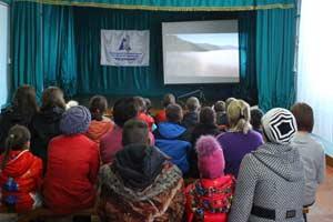 «Заповедный кинотеатр» в Гагарке