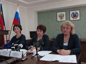 Елена Скачко, Марина Силантьева и Елена Шапетько