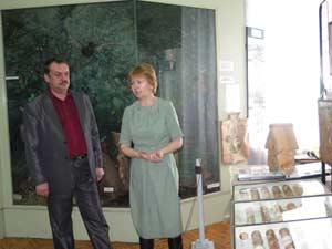 Игорь Волгин и Татьяна Букина
