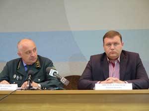 Владимир Черных (слева) и Александр Зверев