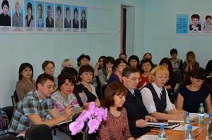 Участники семинара. Фото Светланы Белековой